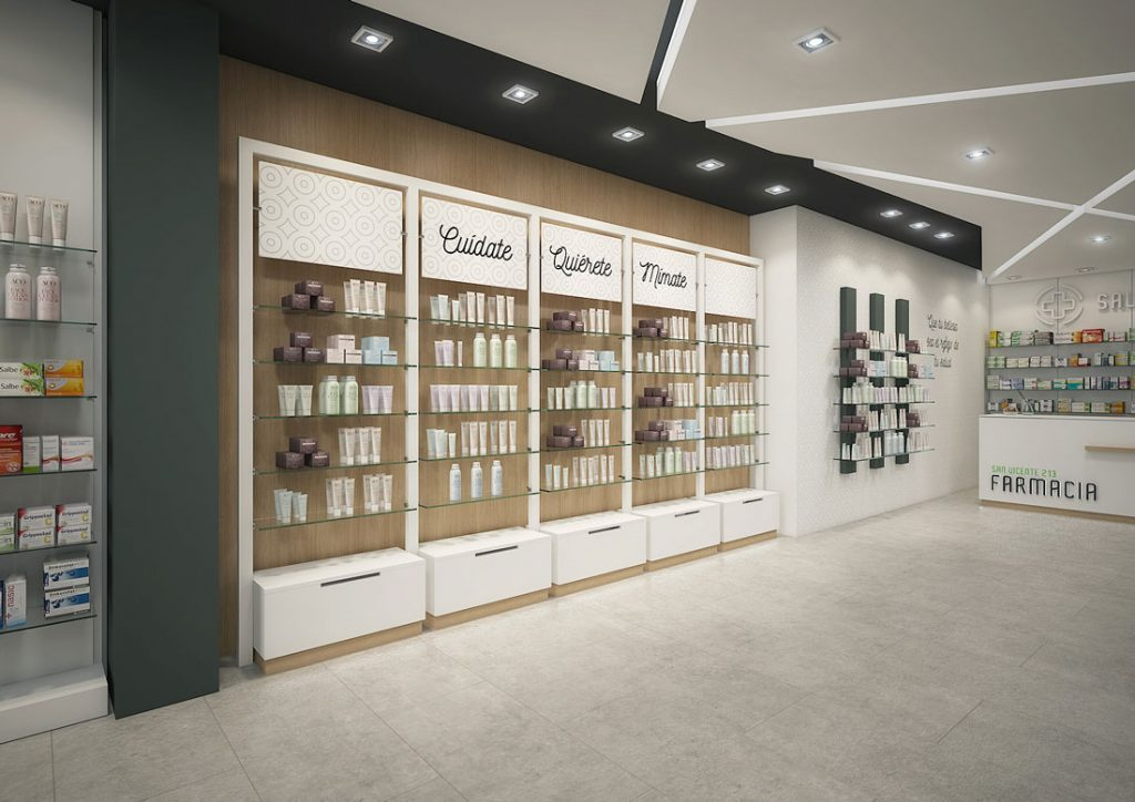 Lineal farmacia San Vicente