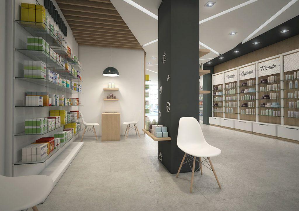 Ambiente farmacia San Vicente