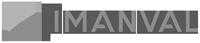 Imanval Logotipo BN